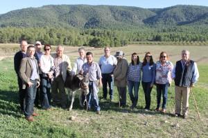 Los propietarios forestales de Murcia, integrados en PROFOMUR, arroparon a COSE en la celebración de su jornada por el asociacionismo y las actividades que rodearon a este evento.