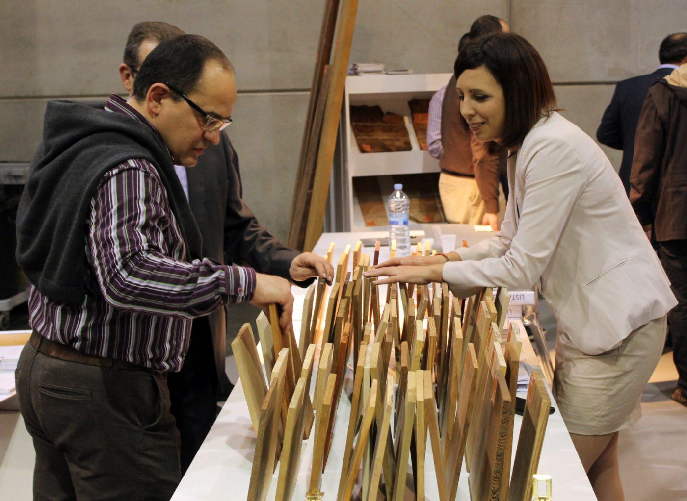 Maderas y chapas blanquer bellamente imperfectas madera sostenible es un peri dico digital - Maderas y chapas ...
