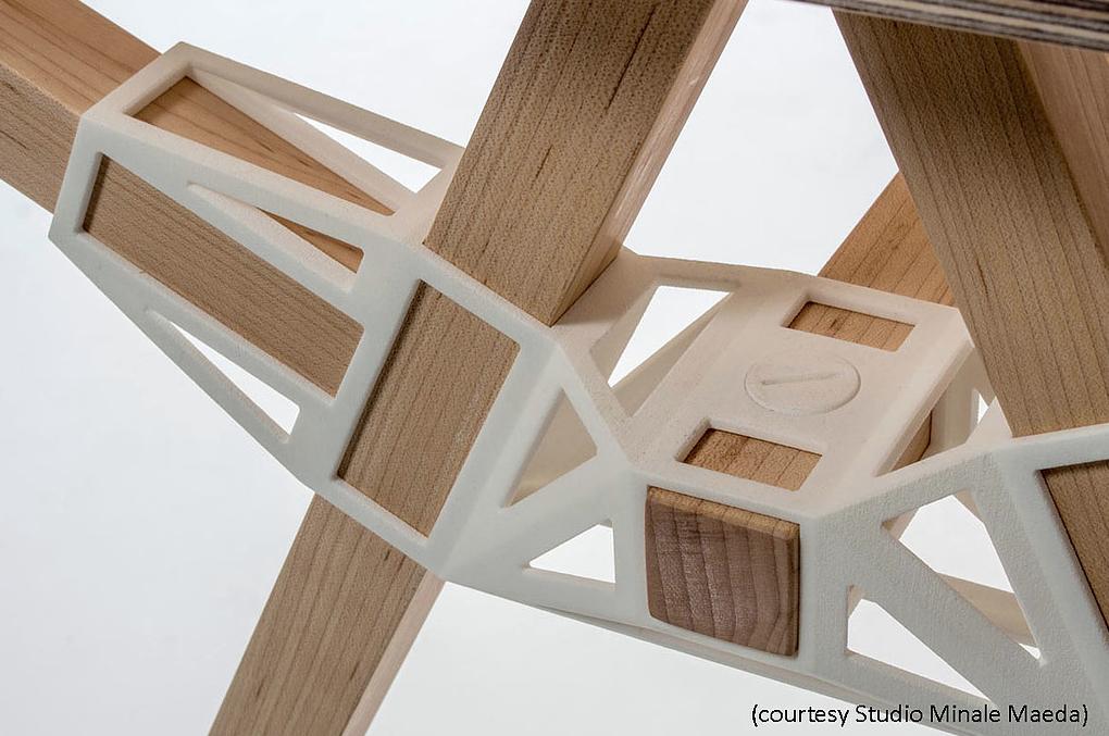 Además del mueble hay IDEA  Madera sostenible es un periódico