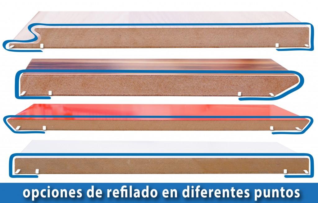 Con el nuevo método en continuo para tirador integrado Barberán ofrece a sus clientes y a fabricantes de puertas de baño y cocina la maquinaria perfecta para producir rápidamente y a menor coste las últimas tendencias en diseño de puertas.