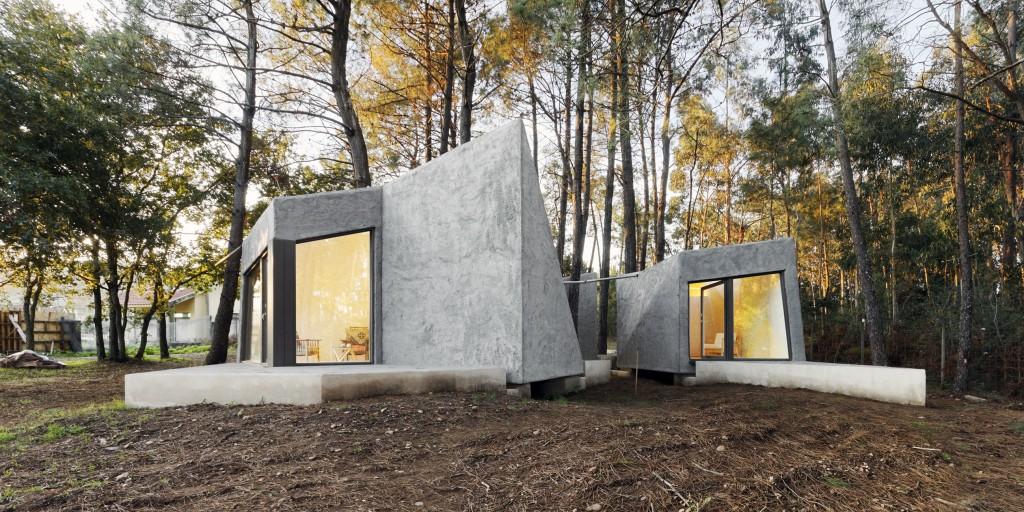 La CRISALIDA, proyecto de Mauro Lomba, ejecutado por la constructora especializada en madera CEB BRETEMA.