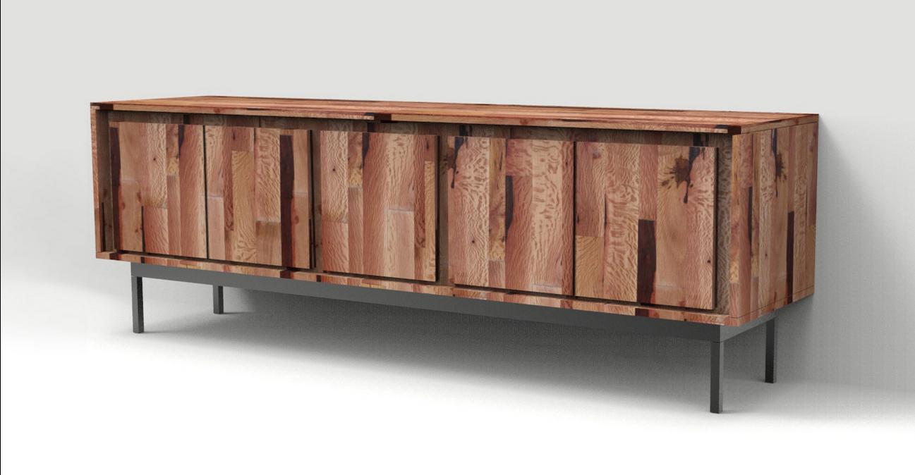 Sintala Design Ultima La Construcci N De Su Primera Vivienda  # Muebles De Madera Sostenible
