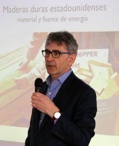 David Venables, Director Europeo de AHEC.