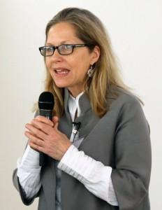 Martha Thorne, Decana de la Escuela de Arquitectura de la IE.
