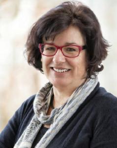 La directora general, Sibylle Thierer.